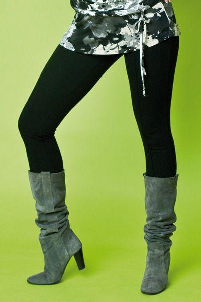 Torelle Long Leggings schwarz