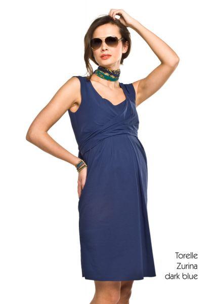 Torelle Zurina Stillkleid dark blue