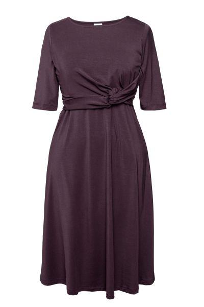 Boob 1579 Twist dress cassis