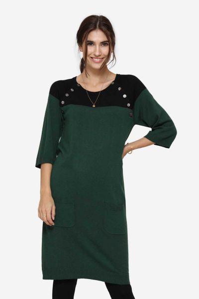 Milker Lena green/black (bli)
