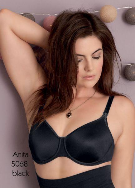 Anita Maternity Still-BH 5068 schwarz