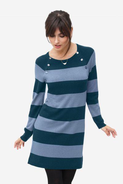 Stillkleid Umstandskleid Milker Liddy blue/lightblue