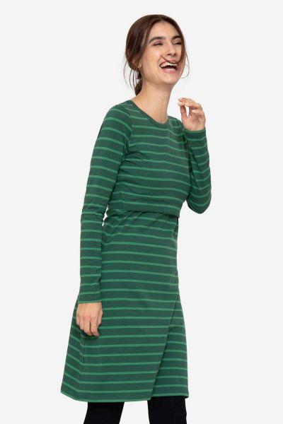 Milker Sofia green striped (foi)