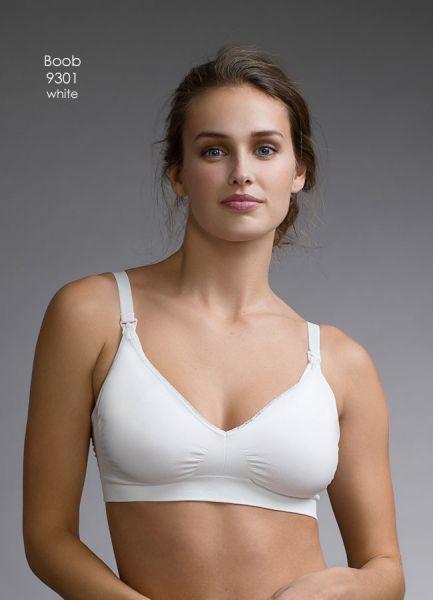 Boob 9301 seamless fast food nursing bra