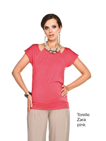 Torelle Zara Stillshirt pink