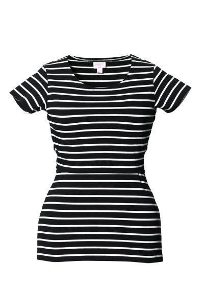 Boob 0156 Stillshirt Umstandsshirt black/pearl