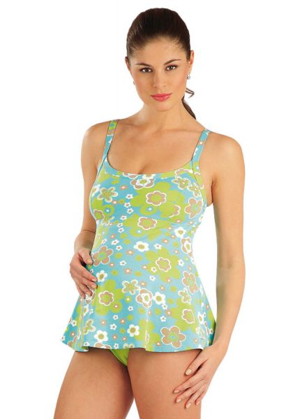 umstands tankini tr gertop jade turquoise flower retro gr s 38 cup a c neu ebay. Black Bedroom Furniture Sets. Home Design Ideas