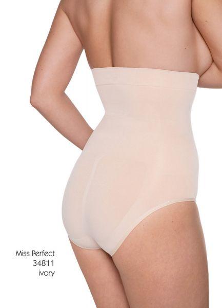 Miss Perfect 34811 hoher Slip ivory