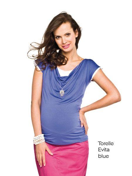 Torelle Evita Stillshirt blue