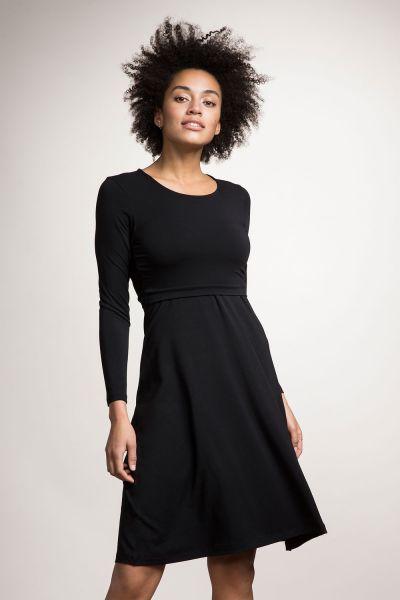 Boob 1558 Kelly Stillkleid Umstandskleid black