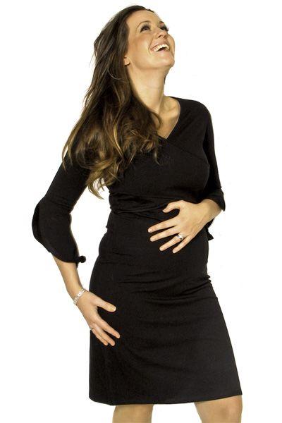 Paola Maria 207 Stilltunika black