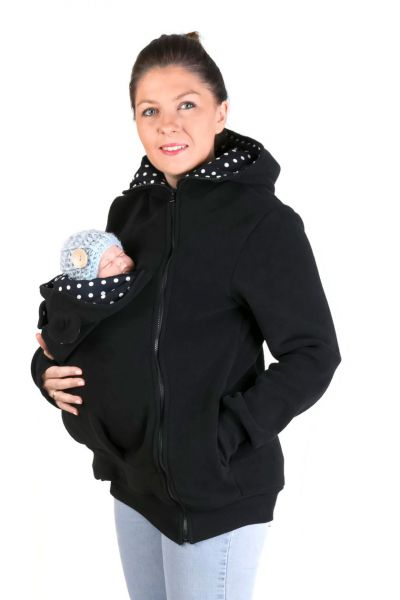 fun2Bmum Little Bear black/polka dots