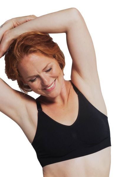 Carriwell seamless nursing bra