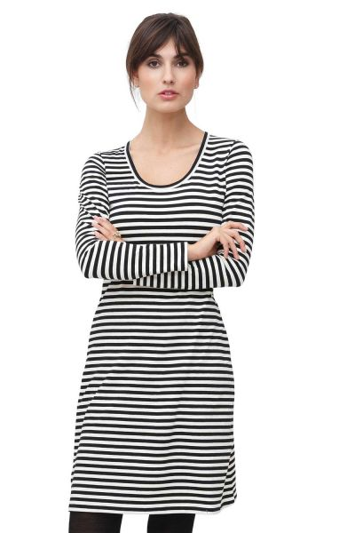 Milker Sofia black/creme striped (blcr)