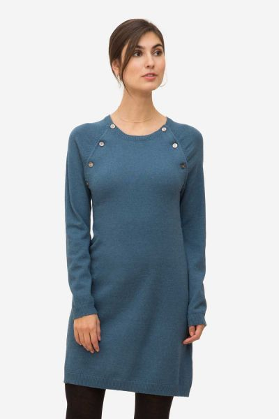 Milker Lis Stillkleid Umstandskleid blue (sta)