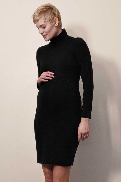 Boob 1568 Jackie Stillkleid Umstandskleid black