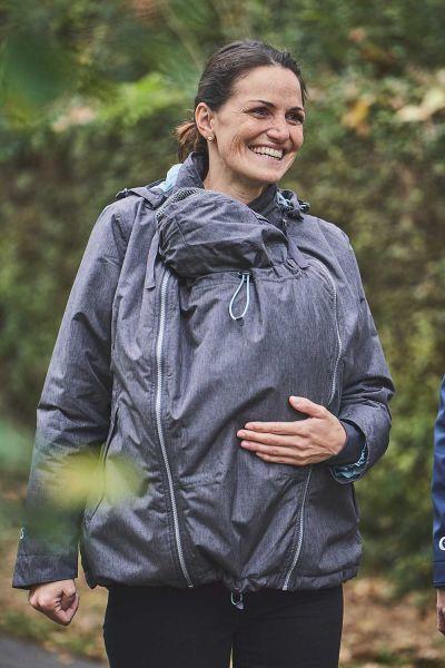Mamalila WinterFriend 4en1 veste d'hiver maternité et de portage