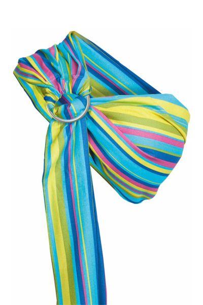 Zaffiro Hug Me blue/pink/yellow striped
