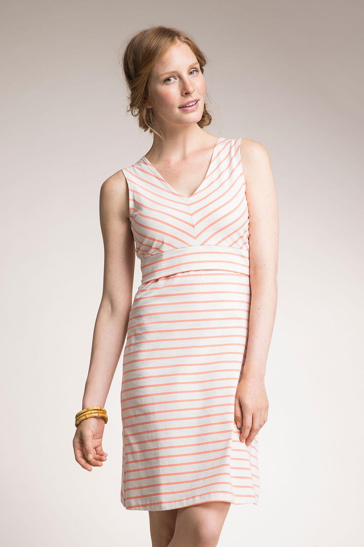 Boob 1540 Simone Diagonal Stillkleid/Umstandskleid ärmellos - NEU   eBay