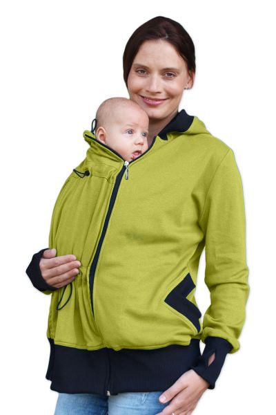 Beata Tragejacke lightgreen